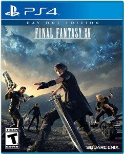 【新作】PS4 Final Fantasy XV(ファイナルファンタジー15 北米版)〈Squ…