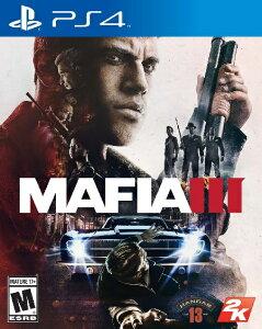 【新作】PS4 Mafia III (マフィア3 北米版)〈2K Games〉10/7発売