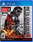 PS4 Metal Gear Solid V:The Definitive Experience (メタルギアソリッドV:デフィニティブエクスペリエンス 北米版)〈Konami〉