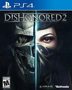 【新作】PS4 Dishonored 2(ディスオナード2 北米版)〈Bethesda〉11/…