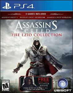 PS4 Assassin's Creed The Ezio Collection(アサシンクリ…