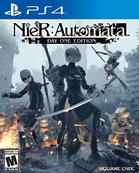 プレイステーション4, ソフト PS4 Nier:Automata: Square Enix
