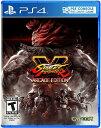 PS4 Street Fighter V:Arcade(ストリートファイターVアーケード 北米版)〈Capcom〉[新品]
