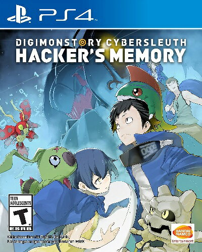 プレイステーション4, ソフト PS4 Digimon Story Cyber Sleuth:Hackers Memory( )