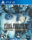 PS4 Final Fantasy XV Royal Edition US(ファイナルファンタジーXVロイヤルエディション 北米版)〈Square Enix〉[新品]