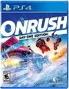 PS4 Onrush(オンラッシュ 北米版)[新品]