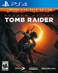 PS4 Shadow of the Tomb Raider (シャドウオブトゥームレイダー 北米版)[新品]