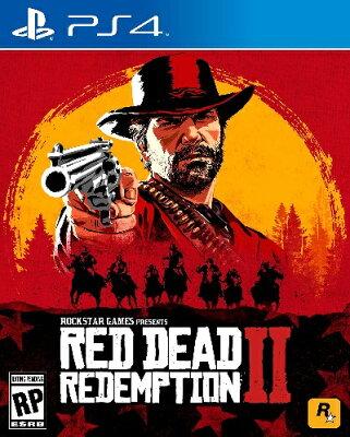 PS4 Red Dead Redemption 2 US(レッドデッドリデンプション2 北米版)〈Rockstar Games〉[新品]