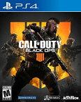PS4 Call of Duty:Black Ops 4 US(コールオブデューティ ブラックオプス4 北米版)〈Activision〉10/12発売[新品]