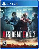 PS4ResidentEvil2(レジデントエビル2北米版)〈Capcom〉1/29発売[新品]