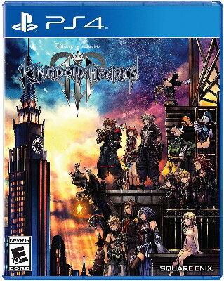 プレイステーション4, ソフト PS4 Kingdom Hearts III(3 )
