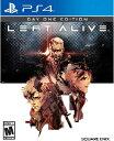 PS4 LEFT ALIVE US(レフトアライブ 北米版)...