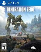 PS4GenerationZero(ジェネレーションゼロ北米版)〈THQNordic〉3/26発売[新品]