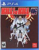 PS4KilllaKill-IFUS(キルラキル-イフ北米版)〈ArcSystemWorks〉[新品]