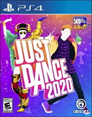 PS4JustDance2020(ジャストダンス2020北米版)11/5発売[新品]