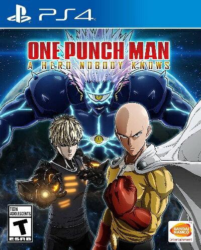 プレイステーション4, ソフト PS4 ONE PUNCH MAN:A HERO NOBODY KNOWS