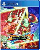 PS4MegaManZero/ZxLegacyCollection北米版[新品]