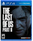 PS4 THE LAST OF US PART II 北米版[新品]6/19発売