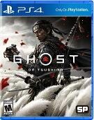 PS4GhostofTsushimaStandardEdition北米版[新品]
