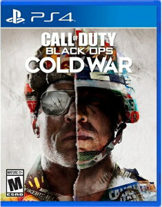 PS4 CALL OF DUTY: BLACK OPS COLD WAR 北米版[新品]11/13発売
