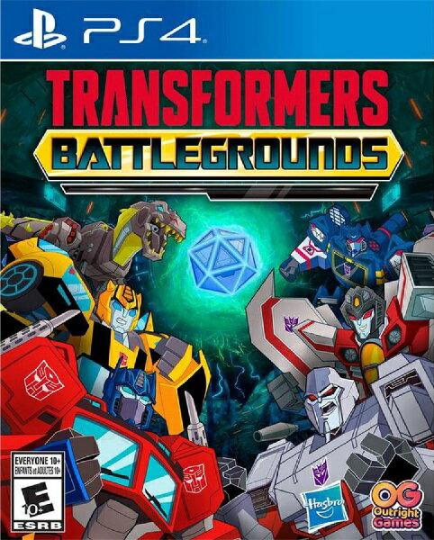 プレイステーション4, ソフト PS4 Transformers: Battlegrounds