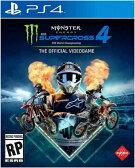 PS4MonsterEnergySupercross-TheOfficialVideogame4北米版[新品]3/11発売