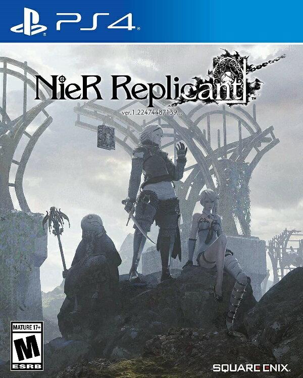 プレイステーション4, ソフト PS4 Nier Replicant Ver.1.22474487139...