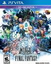 PSVita World of Final Fantasy(ワールドオブファイナルファンタジー 北米版)〈Square Enix〉10/25発売
