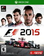 Xone F1 2015 USA(エフワン 2015 北米版)〈Codemasters〉