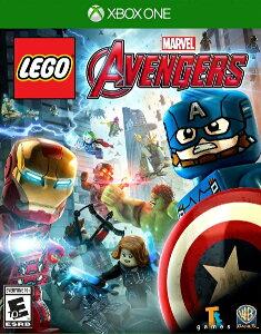 Xone LEGO Marvel's Avengers USA(レゴ マーベル アベンジャーズ…