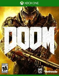 XONE Doom USA(ドゥーム 北米版)〈Bethesda Softworks〉