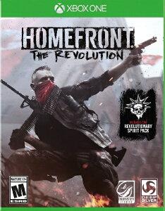 XONE Homefront: The Revolution USA(ホームフロント ザ・レボ…