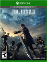 XboxONE Final Fantasy XV(ファイナルファンタジー15 北米版)〈Square Enix〉[新品]