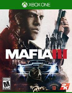 【新作】XboxONE Mafia III(マフィア3 北米版)〈2K Games〉10/7発…