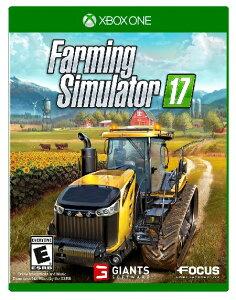 XboxONE Farming Simulator 17(ファーミングシミュレーター17 北米…