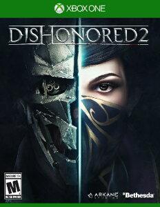 【新作】XboxONE Dishonored 2(ディスオナード2 北米版)〈Bethesda…