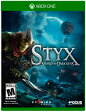 XboxONE Styx:Shard of Darkness(スティクス:シャードオブダークネス)〈Maximum Games〉3/14発売[新品]