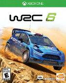 XboxONEWRC6:WorldRallyChampionship(ダブリュアールシー:ワールドラリーチャンピオンシップ北米版)〈Bandai〉3/3発売[新品]