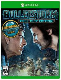 XboxONE Bulletstorm: Full Clip Edition 北米版[新品]