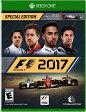 XboxONE F1 2017(エフワン2017 北米版)〈Deep Silver〉8/25発売[新品]