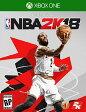XboxONE NBA 2K18 Early Tip-Off Edition USA(エヌビーエー2K18 アーリーティップエディション北米版)〈2KGames〉9/15発売[新品]