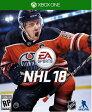 XboxONE NHL 18 USA(エヌエイチエル18 北米版)〈Electronic Arts〉9/15発売[新品]
