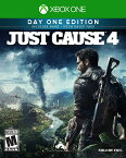 XboxONE Just Cause 4(ジャストコーズ4 北米版)〈Square Enix〉[新品]