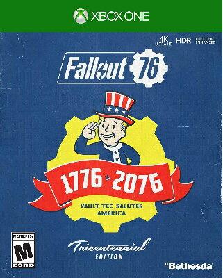 XboxONE Fallout 76 Tricentennial Edition(フォールアウト76 トライセンテニアルエデイション 北米版)[新品]