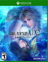 XboxONE Final Fantasy X|X-2 HD Remaster US(ファイナルファンタジーX/X-2 HD リマスター 北米版)〈Square Enix〉[新品]