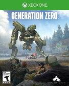 XboxONEGenerationZero(ジェネレーションゼロ北米版)〈THQNordic〉3/26発売[新品]