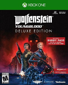 XboxONE Wolfenstein:Youngblood Deluxe Edition(ウルフェインシュタイン・ヤングブラッドデラックスエディション 北米版)〈Bethesda〉[新品]