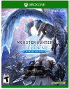 XboxONE Monster Hunter World:I...