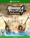 XboxONE WARRIORS OROCHI 4 Ultimate 北米版[新品]