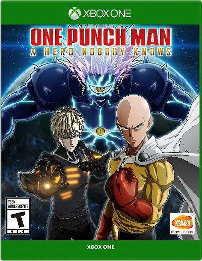 XboxOne, ソフト XboxONE ONE PUNCH MAN:A HERO NOBODY KNOWS